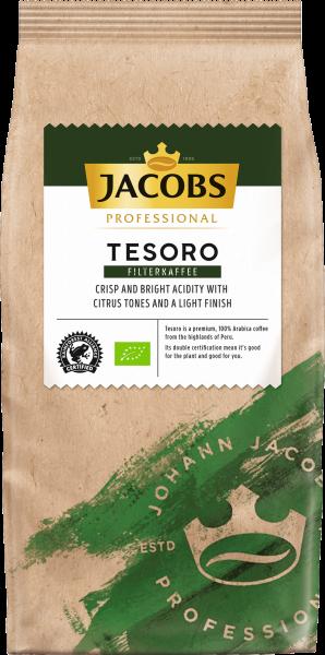 Jacobs Tesoro Bio Filterkaffee